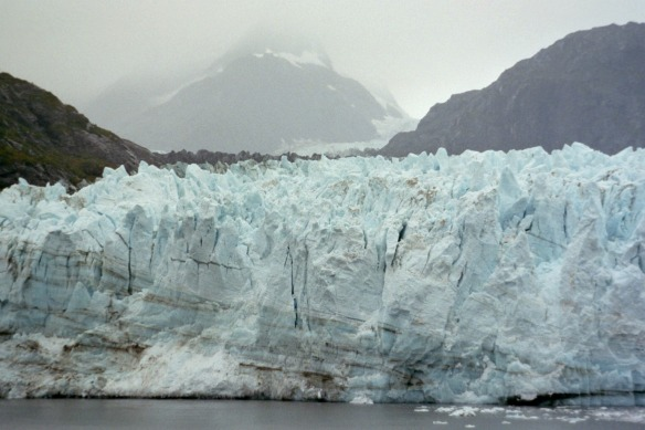Johns Hopkins Glacier, September 2013 (courtesy of the Potter)